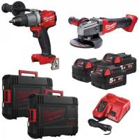 Набор инструментов MILWAUKEE M18 FPP2D2-503X 4933464871