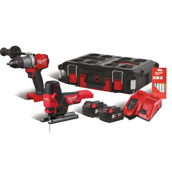 Набор инструментов MILWAUKEE M18 FPP2F2-502P 4933471146