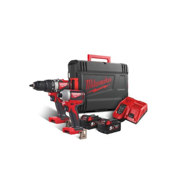 Набор инструментов MILWAUKEE M18 BLPP2B2-502X 4933464594
