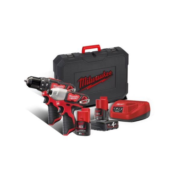 Набор инструментов MILWAUKEE M12 BPP2B-421C 4933443497