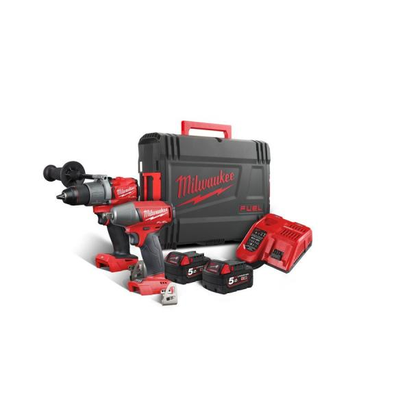 Набор инструментов MILWAUKEE M18 M18FPP2C2-502X 4933464270