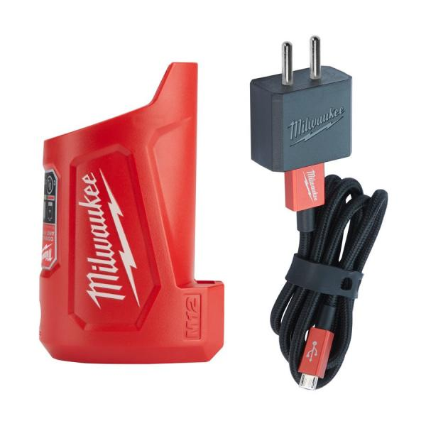 MILWAUKEE M12 Travel Charger M12TC 4932459450