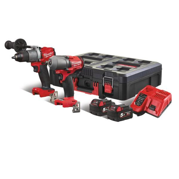 Набор инструментов MILWAUKEE M18 FPP2E2-502P 4933471147