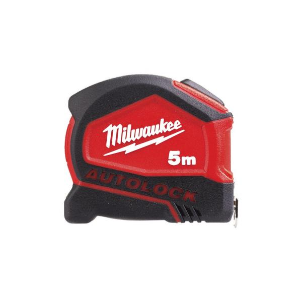 Рулетка MILWAUKEE Autolock 5 м MILWAUKEE 4932464663