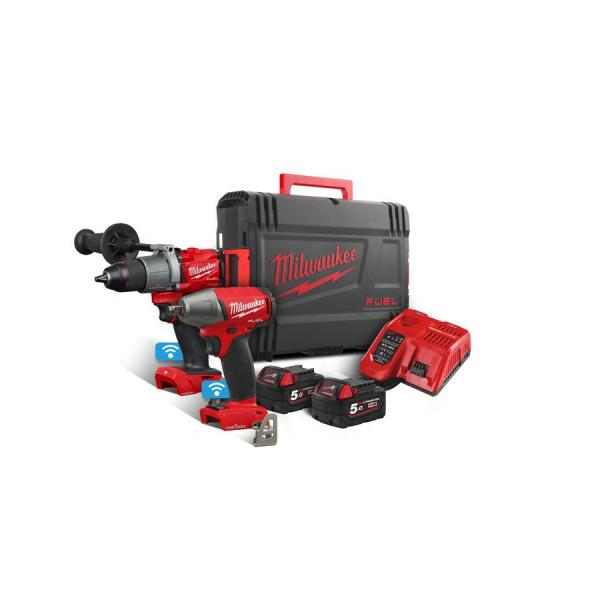 Набор инструментов MILWAUKEE M18 ONEPP2B2-502X FUEL ONE-KEY 4933464595