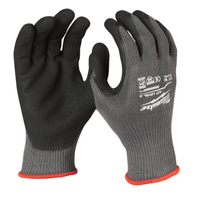 Milwaukee 4932471624 12 PACK CUT LEVEL 5 GLOVES-XL/10